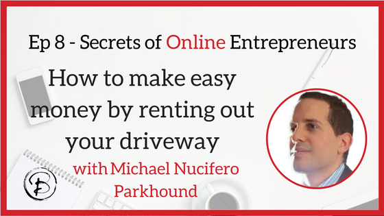 How to make easy money by renting out your driveway: Michael Nucifero – Parkhound